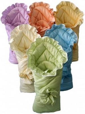 Ассортимент детских одеял