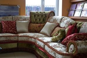 Какой формы бывают подушки на диван