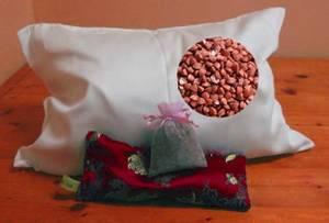 Подушки с растительными наполнителями