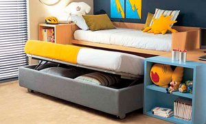 Возможные варианты оформления детского спального места