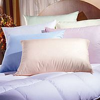 гипоаллергенные подушки и одеяла