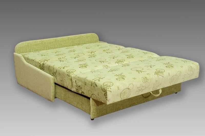 Конструкция и дизайн дивана аккордеон