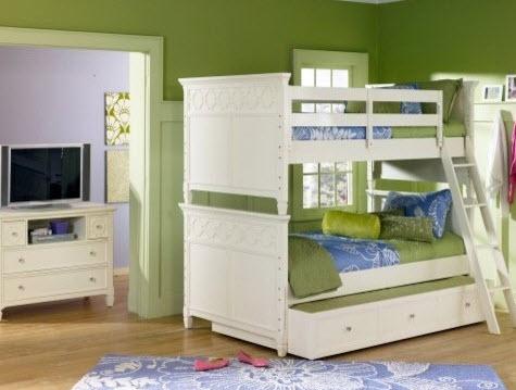 Двухэтажные детские кровати
