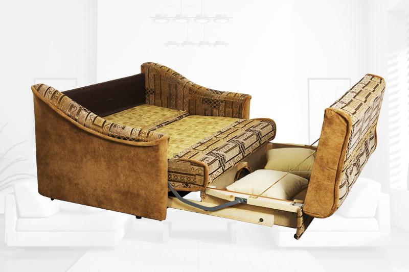 5 видов маленьких раскладных диванов