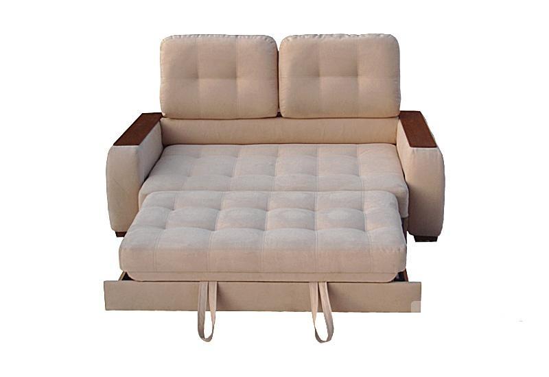 Раскладной маленький диван для гостинной