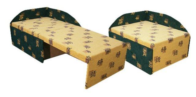 Маленький раскладной диван для прихожей