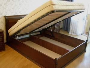 Достоинства таких кроватей