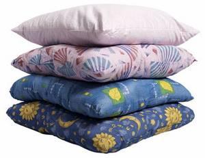 Как выбрать подушку из гречневой шелухи