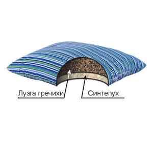 Подушка из гречневой шелухи: достоинства и недостатки