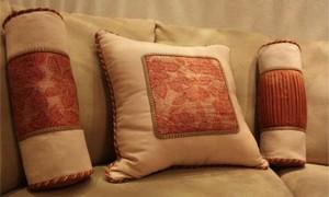 Подушки валики для дивана