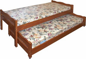Выкатные кровати