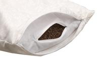 гречневая подушка с шелухой