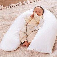 нужна ли младенцу подушка