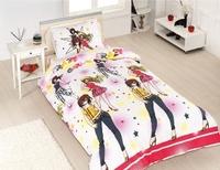 детское постельное бельё для девочек