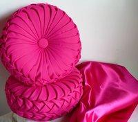 подушка буфы круглая