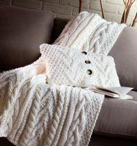 пледы на диван