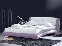 Кожаные кровати татами