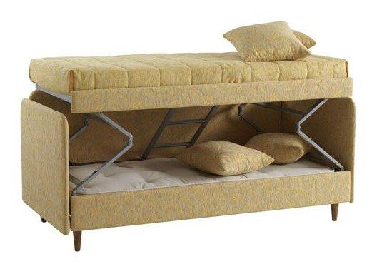 Двухуровневый диван-трансформер