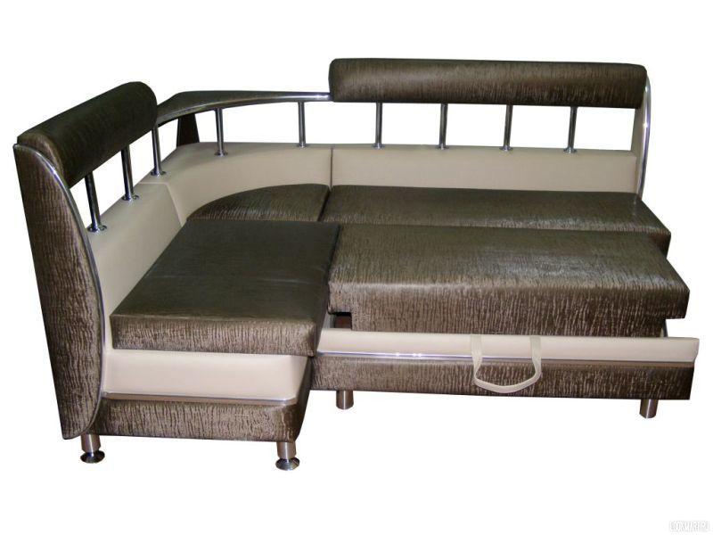 Малогабаритные угловые диваны