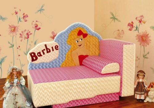 Мягкая мебель для маленькой принцессы