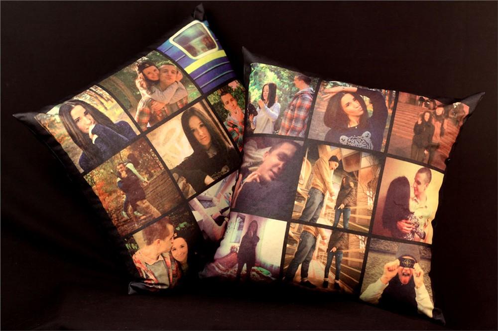 Подушки с фотопечатью