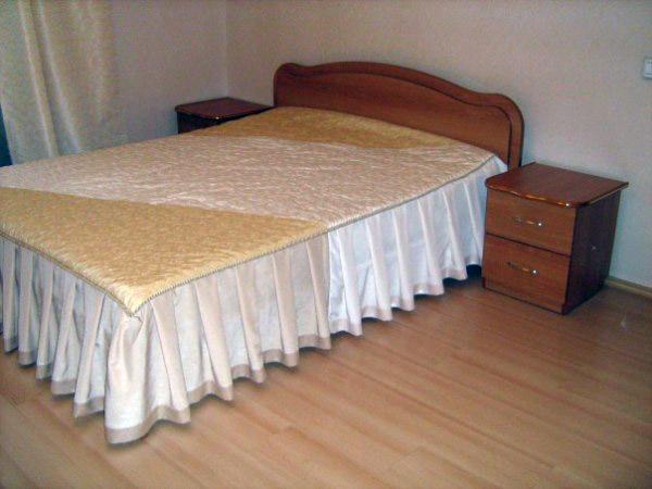 Покрывало на односпальнюю кровать
