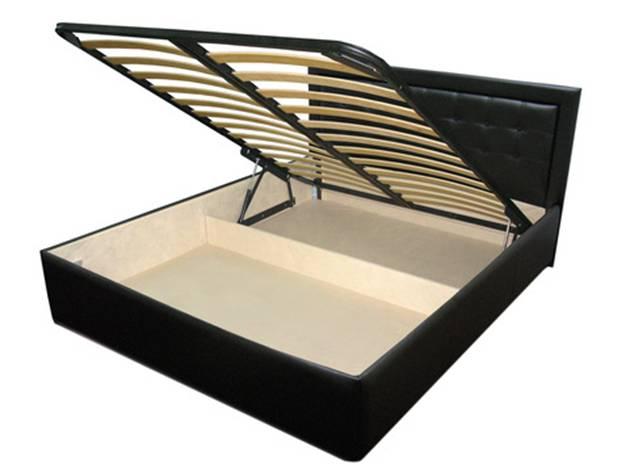 Полутораспальная кровать с ортопедическим основанием
