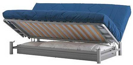 Преимущества диванов с раскладным механизмом