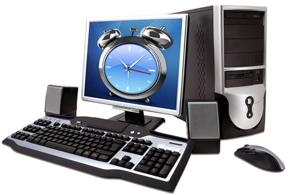 Программа будильник для ноутбука