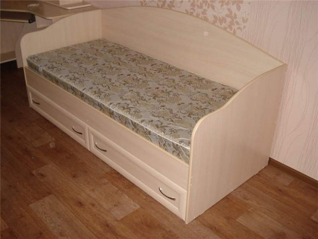 Расположение кровати в комнате