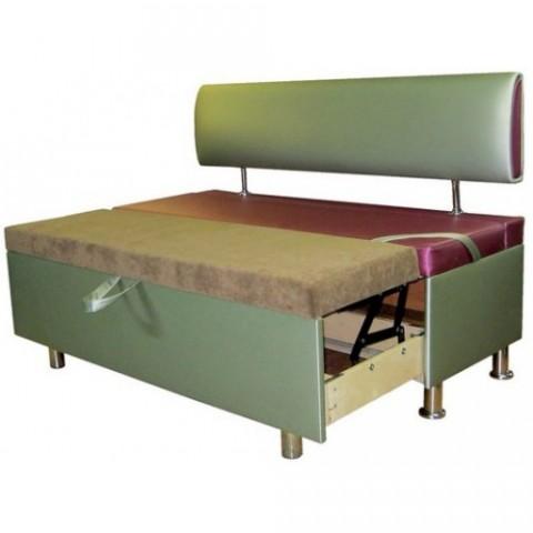 Выдвижной маленький диван