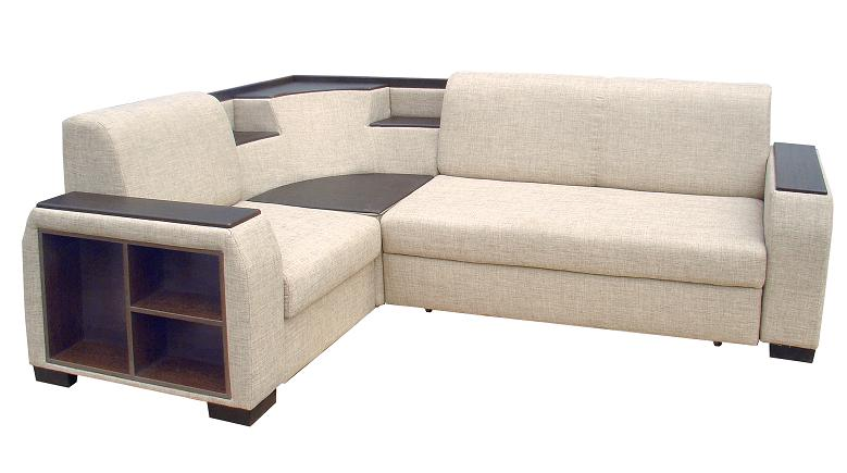 Угловой диван для разных интерьеров