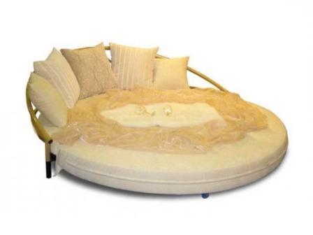 Мебель круглой формы